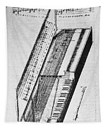 Clavichord, 1636 Tapestry