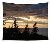 Clearing Sky Tapestry