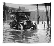 Cleveland: Flood, C1913 Tapestry