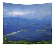 Clew Bay, Co Mayo, Ireland View Of A Tapestry