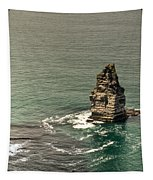 Cliff Of Moher 17 Tapestry