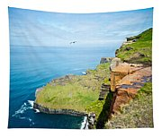 Cliff Of Moher 22 Tapestry