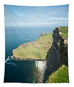 Cliff Of Moher 30 Tapestry