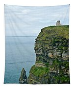 cliffs of Moher 37 Tapestry