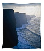 Cliffs Of Moher,co Clare,irelandview Of Tapestry