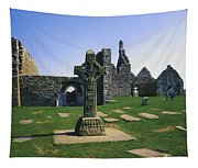 Clonmacnoise, Co Offaly, Ireland, West Tapestry