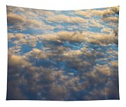 Cloud Imagery Tapestry