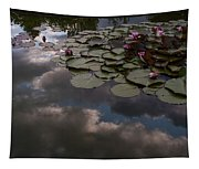 Clouded Pond Tapestry
