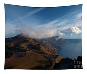 Clouds On The Horizon Tapestry
