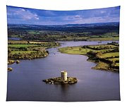 Cloughoughter Castle, Co Cavan, Ireland Tapestry