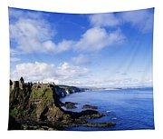 Co Antrim, Dunluse Castle Tapestry