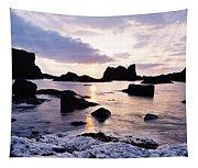Co Antrim, Whitepark Bay, Ballintoy Tapestry