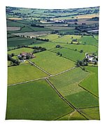 Co Fermanagh, Ireland Aerial View Of Tapestry