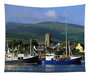 Co Kerry, Dingle Harbour Tapestry