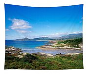 Co Kerry, Ring Of Kerry, Castlecove Tapestry