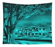 Coastal Architecture Two Tapestry