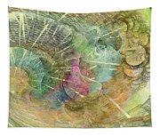 Coastal Cosine Gem  Tapestry