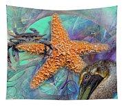 Coastal Life I Tapestry