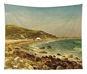Coastal Scene Tapestry