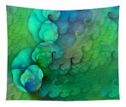 Coastal Waves Tapestry