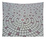 Cobblestone Sun Tapestry