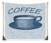 Coffee 1-2 Scrapbook Tapestry