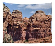 Coffee Pot Rock Formation Tapestry