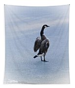 Cold Goose Dreams Tapestry