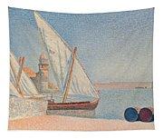 Collioure Les Balancelles Tapestry