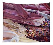 Color Corn Tapestry
