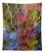 Color Palette Tapestry