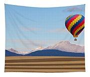 Colorado Ballooning Tapestry