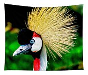Colorful Bird Tapestry