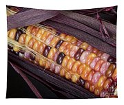 Colorful Indian Corn Tapestry