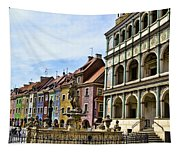 Colorful Posnan Tapestry