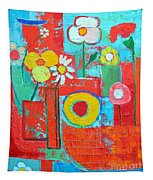 Colorful Summer  Tapestry