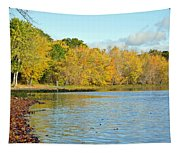 Colors Of Fall Tapestry