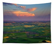Colors Of The Palouse Tapestry
