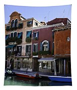 Colors Of Venice Tapestry