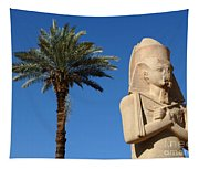 Colossus Of Ramses Ll Tapestry