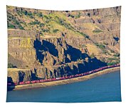 Columbia River Gorge Tapestry