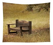 Come And Sit A Spell Tapestry