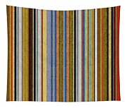 Comfortable Stripes Vlll Tapestry