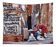 Comida Tapestry