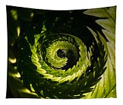 Common Polypody Swirl Tapestry