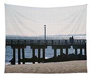 Coney Island Coast Tapestry