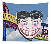 Coney Joker Tapestry