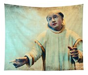 Conversation With God Tapestry
