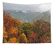 Cooper's Rock West Virginia Tapestry