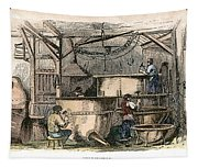 Coppersmiths, C1865 Tapestry